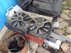 Радиатор охлаждения двигателя. Volkswagen Passat