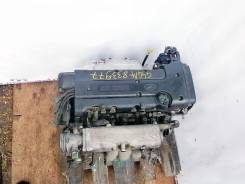Двигатель в сборе. Hyundai Tiburon