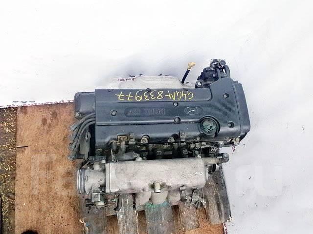 Двигатель Hyundai Tiburon (Тибурон) G4GM