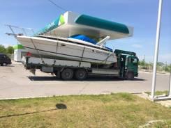 Доставка водномоторной техники: Владивосток - о. Сахалин. Под заказ