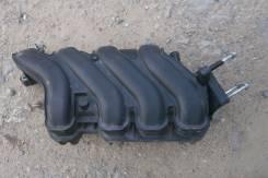 Коллектор впускной. Toyota Ractis, NCP100, NCP105 Двигатель 1NZFE