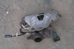 Коллектор выпускной. Toyota Ractis, NCP100, NCP105 Двигатель 1NZFE