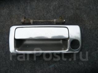 Ручка двери внешняя. Toyota Cresta, GX81