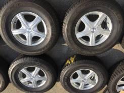 Bridgestone Dueler H/L. Летние, 2007 год, износ: 20%, 4 шт