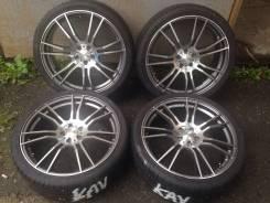 Royal Wheels. 7.5x19, 5x100.00, ET45, ЦО 73,0мм.