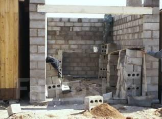 Изготовление гаражей, бытовок, киосков, помещенний из бетонных блоков