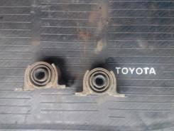 Подушка коробки передач. Toyota Cresta, GX100 Двигатель 1GFE