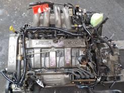 Двигатель в сборе. Mazda Familia S-Wagon Mazda Familia Двигатель FP