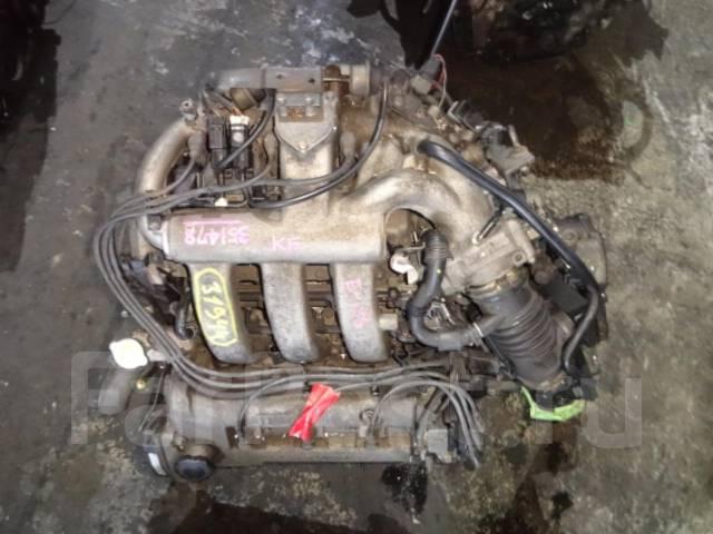 агрегаты двигателя mazda mx 6