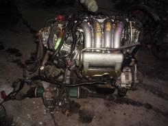 Двигатель в сборе. Mitsubishi: Lancer Evolution, Outlander, Eterna, Airtrek, Lancer, Dion, Galant, Eclipse, RVR, Eterna Sava, Chariot Двигатель 4G63