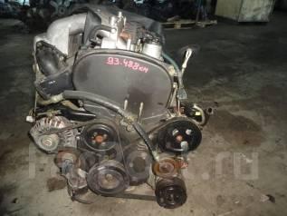 Двигатель в сборе. Mitsubishi: Galant, Legnum, Chariot Grandis, Delica, RVR, Chariot, Pajero, Airtrek Двигатели: 4G64, GDI