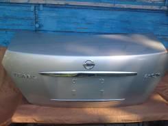 Крышка багажника. Nissan Teana, TNJ31, J31, PJ31 Nissan Versa Двигатели: VQ23DE, VQ35DE, QR25DE