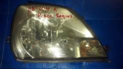Фара. Toyota Hiace Regius