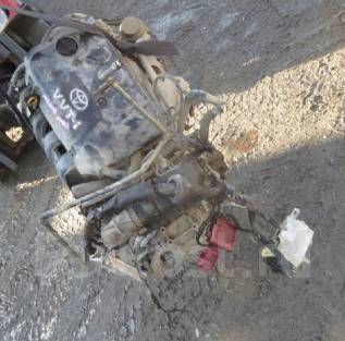 Двигатель в сборе. Toyota Probox, NCP59G, NCP59 Двигатель 1NZFE