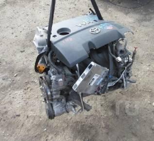 Двигатель в сборе. Toyota Sienta, NCP81G, NCP81 Двигатель 1NZFE