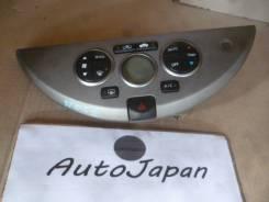 Блок управления климат-контролем. Nissan Note, E11, NE11 Двигатель HR15DE