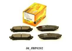 Колодка тормозная. Subaru Forester, SG5 Subaru Impreza, GD9, GG3, GG2, GGD, GG9, GGC, GDD, GDC Двигатели: EJ205, EJ203, EJ204, EJ154, EJ152