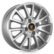 Renault. 5.5x14, 4x100.00, ET43, ЦО 60,1мм.