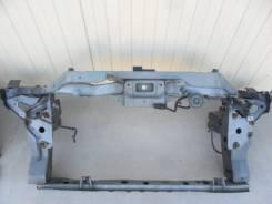 Рамка радиатора. Nissan Note, E11