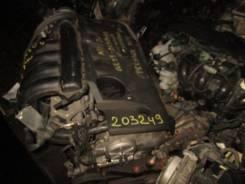 Двигатель. Nissan Presage, TU31 Двигатель QR25DE