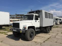 ГАЗ 3308 Садко. ВМ3284 на шасси ГАЗ 3308, 10 мест