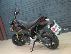 ABM X-moto. 127куб. см., исправен, птс, без пробега