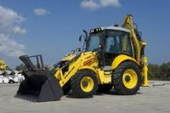 New Holland B90B. Экскаватор-погрузчик New Holland B90b, 4 500 куб. см., 1,00 куб. м.