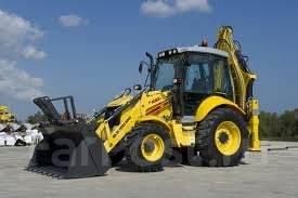 New Holland B90B. Экскаватор-погрузчик New Holland B90b, 1,00куб. м.