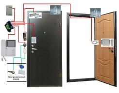 Продажа и установка видеодомофонов, домофонов и замков СКУД