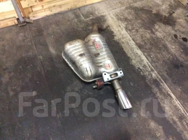 Насадка на глушитель. Audi A6, 4F2/C6, 4F5/C6