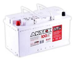 Aktex. 100 А.ч., правое крепление, производство Россия