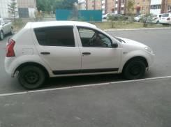 Renault Sandero. механика, передний, 1.4 (74 л.с.), бензин, 155 000 тыс. км