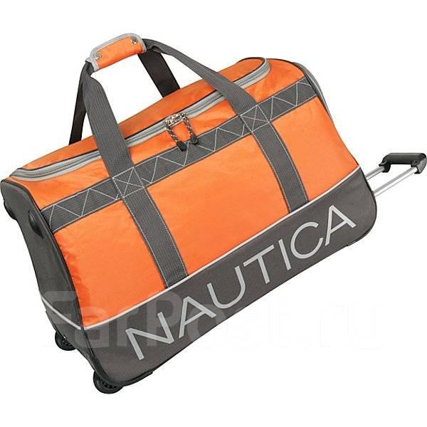 0bd9a148739a Дорожная сумка на колёсах Nautica 30