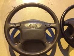 Руль. Toyota: Corolla, Corolla Levin, Corona, Carina, Caldina, Carina E, Sprinter, Sprinter Marino, Sprinter Trueno, Corolla Ceres, Sprinter Carib, Co...