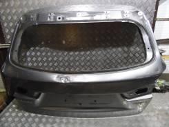 Крышка багажника. Mitsubishi ASX, GA2W, GA1W, GA3W Двигатели: 4B11, 4A92, 4B10