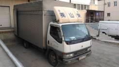 Mitsubishi Canter. Продам грузовик 3т 22.5 куба, 4 300 куб. см., 3 000 кг.