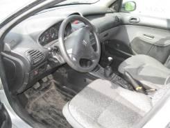 Моторчик заслонки отопителя Peugeot 206
