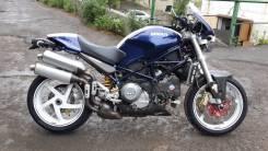 Ducati Monster S4R. 1 000 куб. см., исправен, птс, без пробега