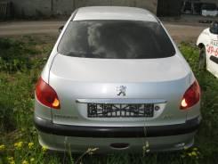 Эмблема на крышку багажника Peugeot 206