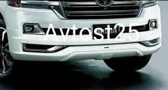Обвес кузова аэродинамический. Toyota Land Cruiser, UZJ200W