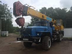 Галичанин КС-55713-4. Продам автокран Урал 25 тонн., 10 000 куб. см., 25 000 кг., 22 м.
