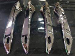 Накладка на ручки дверей. Lexus NX200, ZGZ15, ZGZ10 Двигатель 3ZRFAE