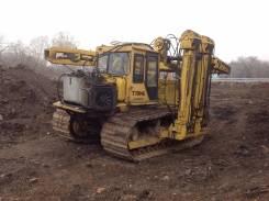 ЧТЗ Б10МБ. Продам сваебой копровую установку СП49 с молотом Ропат мг3ш 2008г., 11 000 куб. см., 7 000 кг.