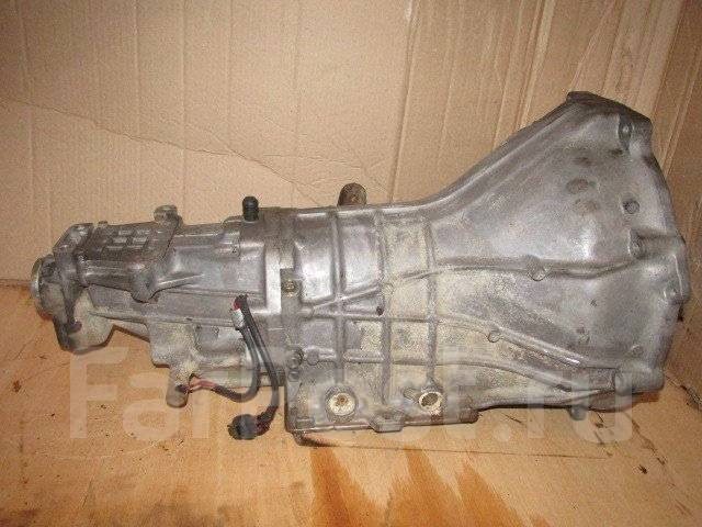 МКПП. Hyundai Grace Двигатель D4BA