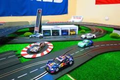 Выездной аттракцион гонки Carrera
