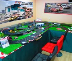Выездной аттракцион слот-трекинговые гонки Carrera Digital 132