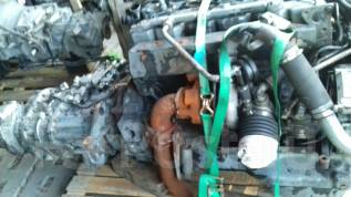 Двигатель в сборе. MAN
