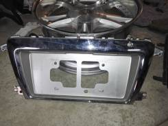 Накладка на дверь багажника. Toyota Grand Hiace, KCH16W, VCH10W, VCH16, VCH16W, KCH12, KCH10W, KCH10, KCH16, VCH10 Двигатели: 5VZFE, 1KZTE