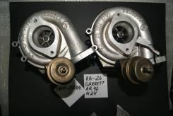 Турбина. Nissan Skyline GT-R, BNR32, BCNR33 Двигатель RB26DETT