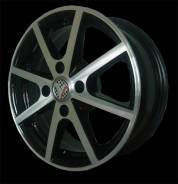 Hyundai Solaris. 6.0x15, 4x100.00, ET45, ЦО 54,1мм.
